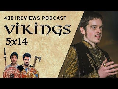Podcast: Vikings 5x14 'Alles ist dunkel' Analyse Theorien Fakten  4001Reviews Podcast 40