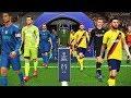 Barcelona vs Juventus | Dramatic Final UEFA Champions League - UCL | PES 2019 Gameplay PC