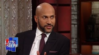 "Keegan-Michael Key on Trump: ""His Mind Is Free"""