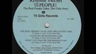 Kimmie Fresh-I Love my Microphone