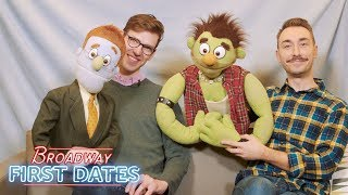 Broadway First Dates: Rod and Ricky From Avenue Q