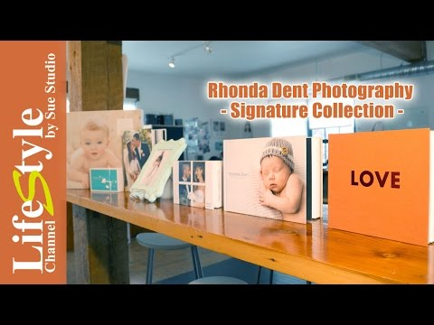 Rhonda Dent Photography  Signature Collection on LifeStyle Channel
