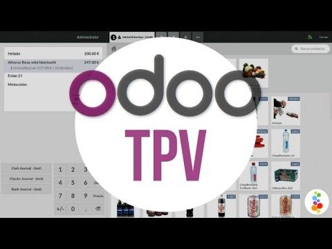 Odoo Software TPV Hostelería Libre Open Source. Openinnova