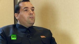 Испанец на службе КНДР: мы готовы к войне с США