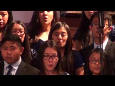 """No More Night"" - San Gabriel Academy Chorale"