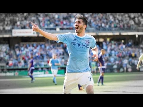 David Villa 2016 ► New York City FC Best Goals & Skills
