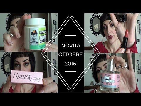 Novità OTTOBRE 2016 | ROSSETTI PURO BIO- DEFA COSMETICS- APIARIUM | LeCoseDiKikka