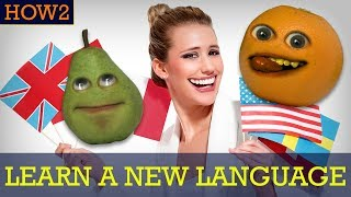 how2 how to learn a new language
