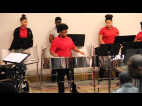 Highville Charter School Steel Band-Student Solo