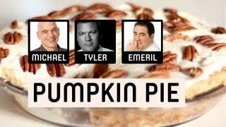 Best Pumpkin Pie Recipes -- Recipe Wars, Episode 10
