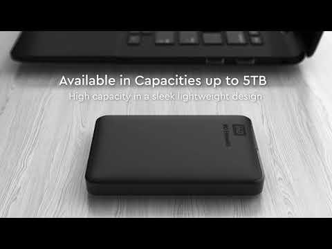 WD Elements Portable 5TB