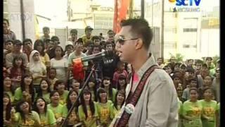 "Merpati ""Tak Rela"" & ""TSSII"" performed di Inbox (11/06)(Courtesy SCTV)"