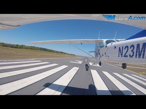 Gusty Crosswind Landings - MzeroA Flight Training