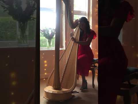 Elinor Nicholson (Harp)- Symphony by Clean Bandit and Zara Larsson