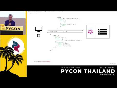 Talks | PyCon Thailand