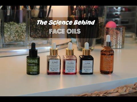 The Science Behind Face Oils | Who should use them & what do they do