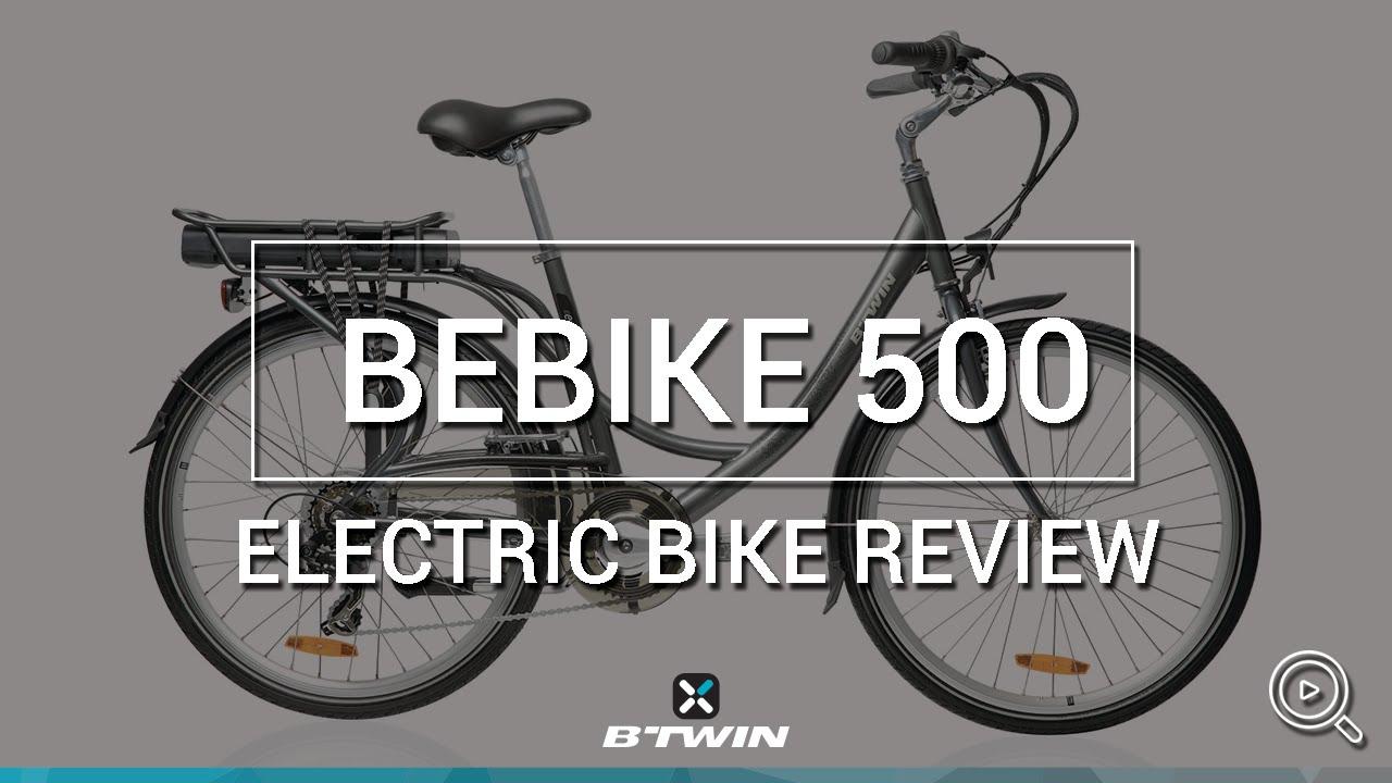 v lo lectrique bebike 500 b 39 twin electric bike bebike 500 b 39 twin youtube. Black Bedroom Furniture Sets. Home Design Ideas
