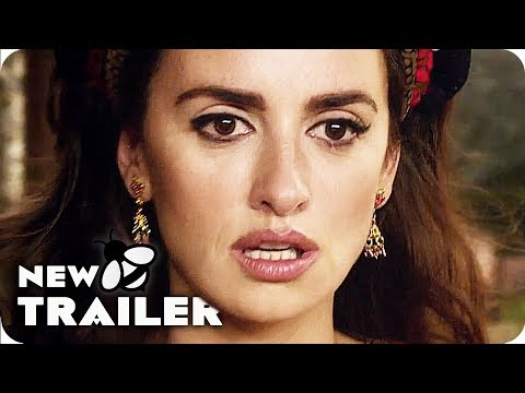 Thumbnail: THE QUEEN OF SPAIN Trailer (2017) Penélope Cruz Movie