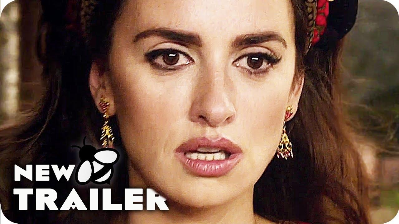 the queen of spain trailer 2017 pen233lope cruz movie