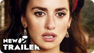 THE QUEEN OF SPAIN Trailer (2017) Penélope Cruz Movie