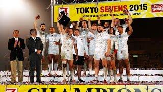 England shine bright to win epic Tokyo 7s