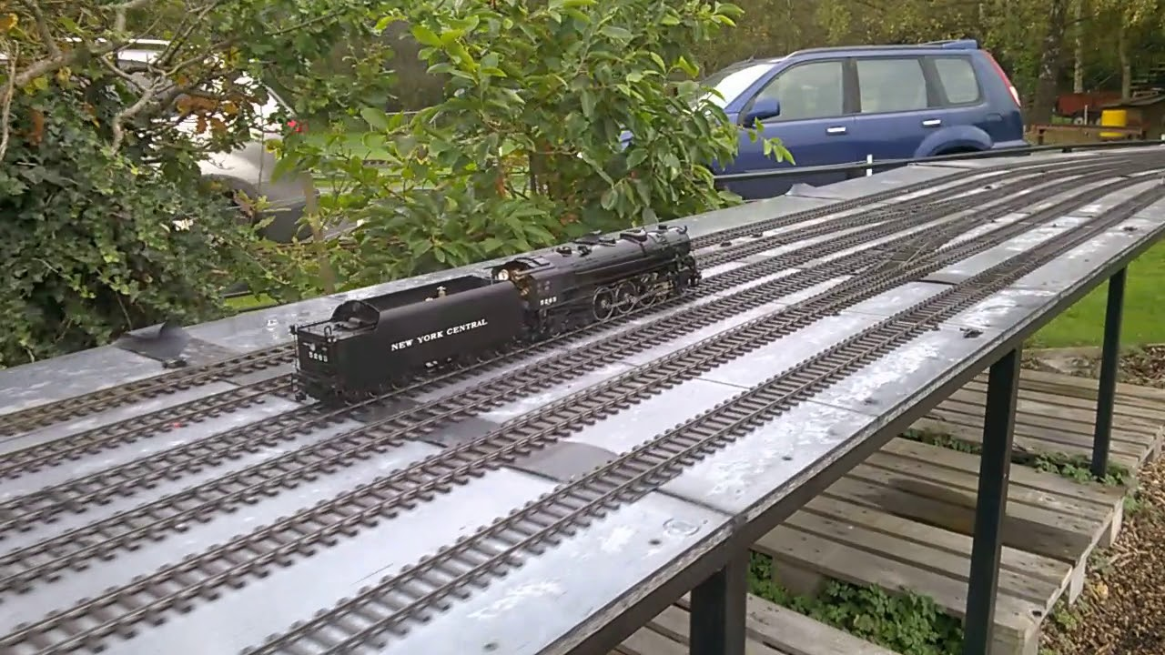 N Y C Hudson J1c at GMES Gauge 1 track