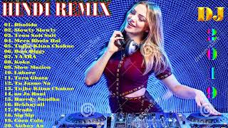 HINDI DJ REMIX NONSTOP DANCE MASHUP 2019 ☼ BEST OF ROMANTIC HINDI SONGS ☼ BOLLYWOOD MASHUP 2019