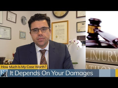 How Damages Affects Your Lawsuit.  A New York Attorney Explains The Law.
