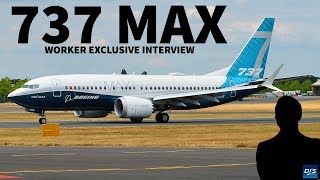 Exclusive Boeing 737 MAX Employee Interview