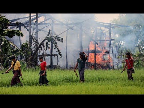 Burma's treatment of Rohingyas is 'textbook example of ethnic cleansing', UN says