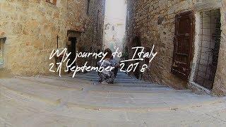 My journey in Italy, Campiglia Marittima