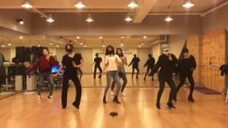 "T-ARA ""TIAMO"" Dance Practice"