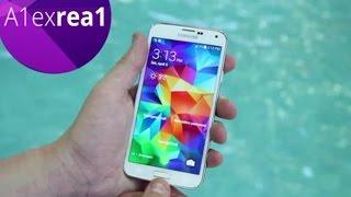 Китайский Samsung Galaxy S5 лучшая и точная копия обзор и тестирование review(Лучшие цены со скидками! http://fas.st/QFdQF Кэшбэк-сервис LetyShops начните экономить прямо сейчас! https://letyshops.ru/a1exrea1-11..., 2014-05-15T16:09:32.000Z)