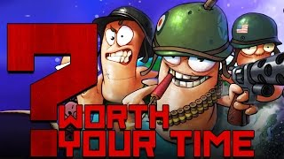 Worms World Party Remastered - Worth Your Time?