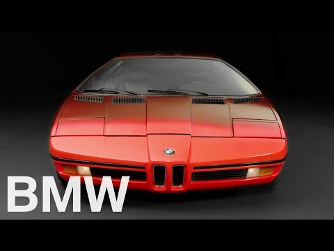 The BMW Turbo. BMW Concept Cars. Ideas that proved true.