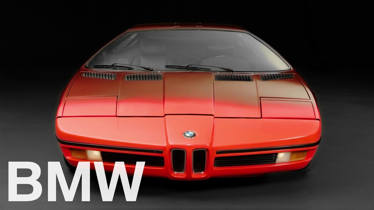 The Bmw Turbo Bmw Concept Cars Ideas That Proved True Youtube