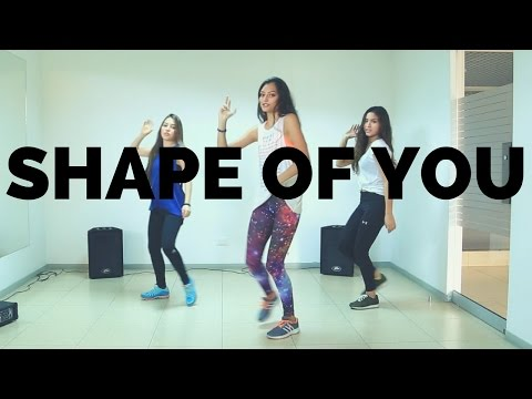 SHAPE OF YOU - CHOREOGRAPHY | Valeria Faudel Blogs!