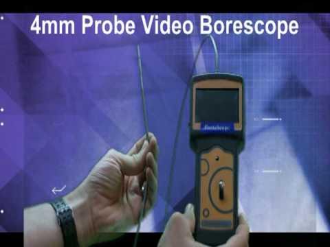 how to make a borescope