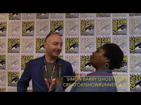 Simon Barry Ghost Wars SYFY SDCC