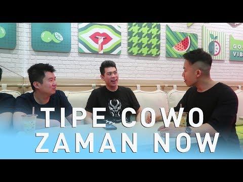 Tipe Tipe Cowok Zaman NOW (Types Of Guys Nowaday)