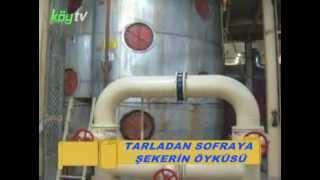 Köy TV Çorum Şeker Fabrikası Üretim Görüntüleri-5