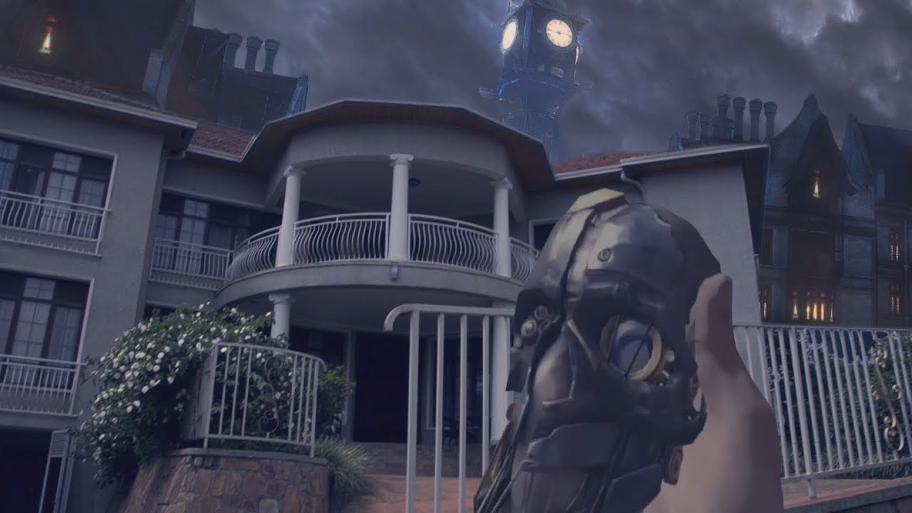 DISHONORED in REAL LIFE!