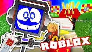 ROBLOX ESCAPE FROM MCDONALDS OBBY
