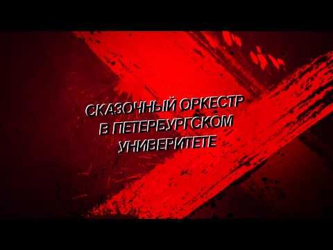 Молодёжный камерный оркестр Петербургского университета