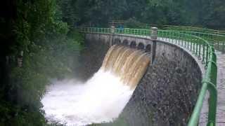 Karpacz wodospad na Łomnicy