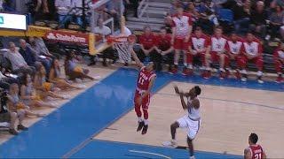 Highlights: Utah men's basketball holds off UCLA comeback