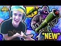 NINJA LOVES THE *NEW* GUIDED MISSILE LAUNCHER! Fortnite SAVAGE & FUNNY Moments