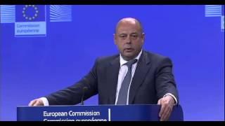 Пресс конференция по газу украинский министр