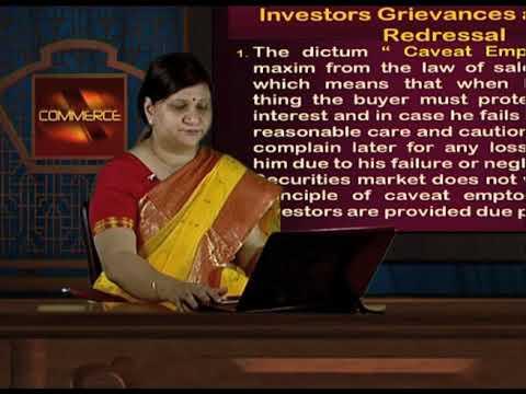 Investors protection