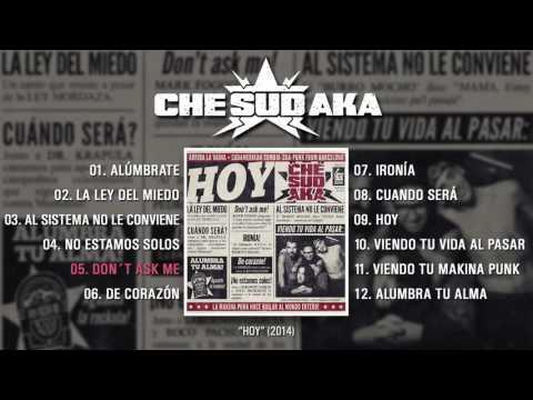 """CHE SUDAKA """"Hoy"""" (Álbum completo)"""